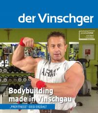 Bodybuilding made in Vinschgau