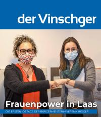 Frauenpower in Laas