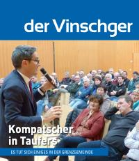 Kompatscher in Taufers