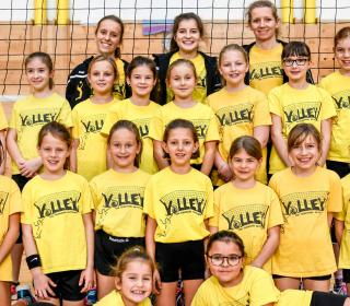 Mini Volleyball Meisterschaft 2018/19