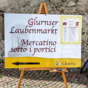 Bunter Herbstmarkt in Glurns, 12. Oktober 2019. Fotos: Sepp