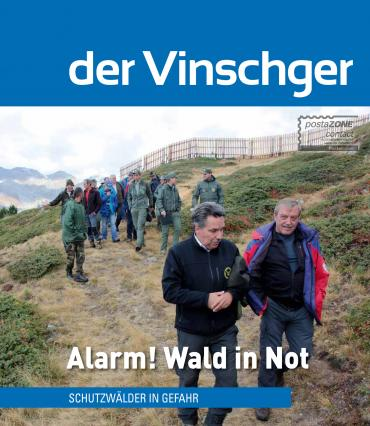 Alarm! Wald in Not