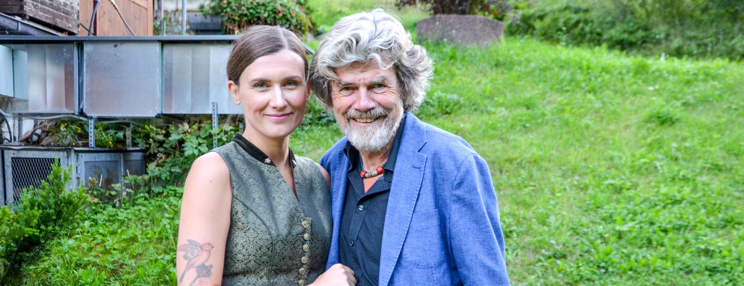 Reinhold Messner Neue Freundin